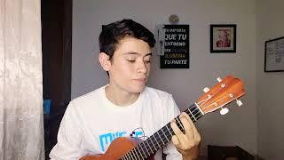 No Te Vayas   Camilo (Cover Ukelele)   David Joeh