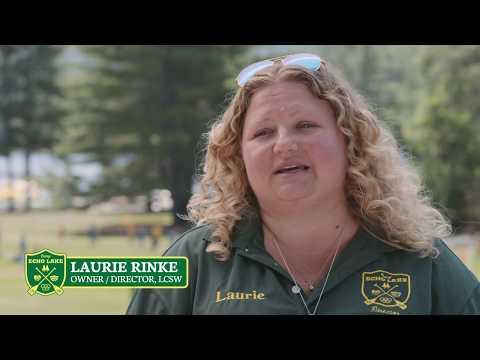 Camp Echo Lake Staff Video: Laurie Rinke