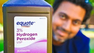 How Often To Add Hydrogen Peroxide To Plants And Garden