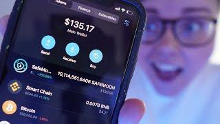 Wie investiere ich in SafeMoon Crypto?