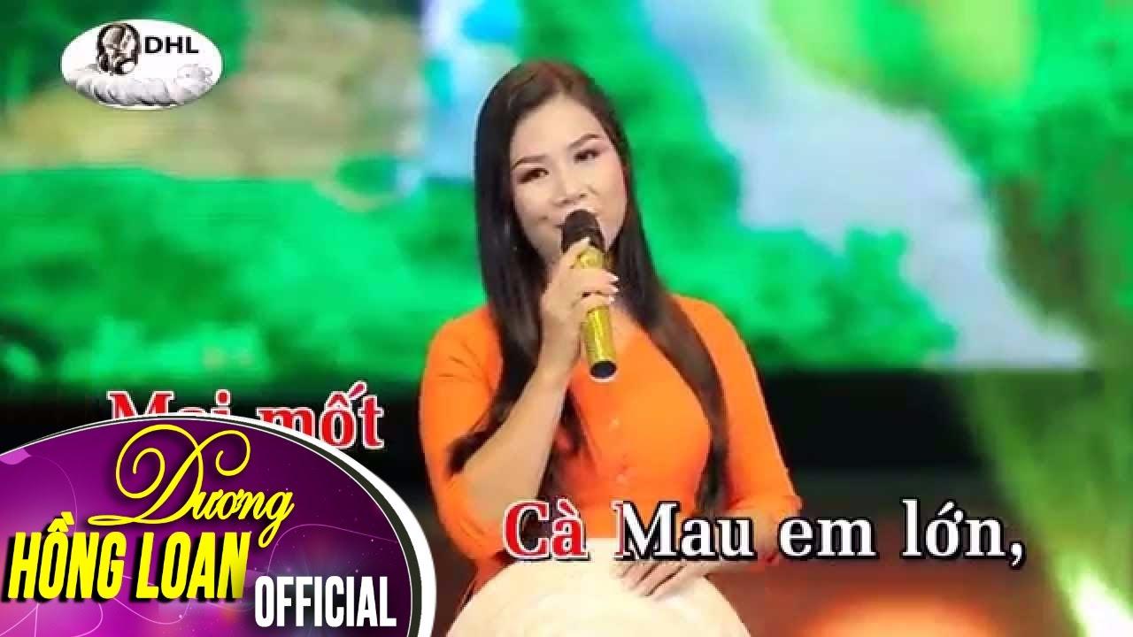 Karaoke | Áo Mới Cà Mau | Dương Hồng Loan thumbnail