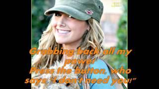 Ashley Tisdale - Delete You - Lyrics