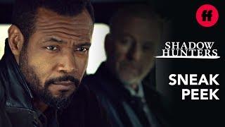 Shadowhunters Season 3, Episode 20 | Sneak Peek: Praetor Scott Gives Luke a Mission | Freeform