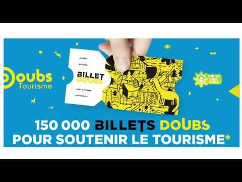 Billets Doubs : l'interview de Pierre Simon, président de Doubs Tourisme, sur France Bleu Besançon
