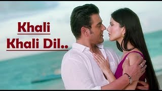 Khali Khali Dil Lyrics Translation - Tera Intezaar - YouTube