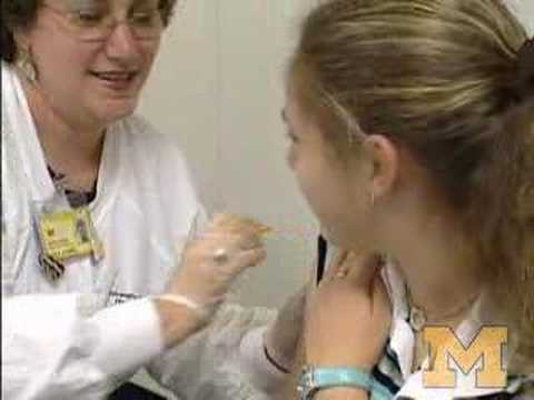 Hpv vaccine ovarian cancer
