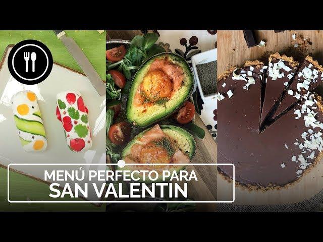 MENÚ PARA SAN VALENTÍN: tres platos rápidos y fáciles con los que enamorar | Instafood