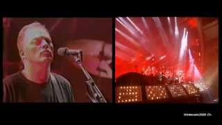 Pink Floyd Keep Talking Live Video