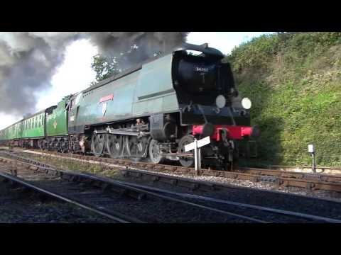Members Day on the Mid Hants Railway 19th September 2015