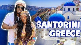 Best Vacation Ever In Santorini Greece