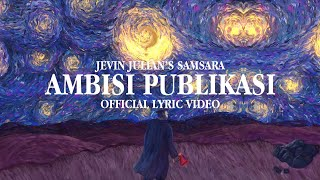 Download lagu Jevin Julian Ambisi Publikasi Mp3