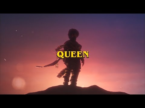 Rilès - QUEEN (Lyric Video)