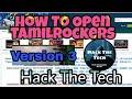 How To Open Tamilrockers