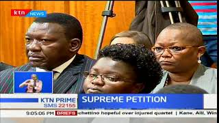 Supreme Court to deliver its judgement on the presidential poll petition