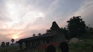 Secret Temple In Fort Warangal