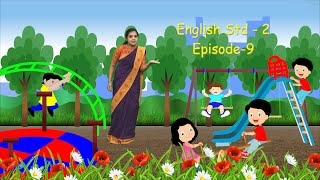 Standard 2   English   Class – 09