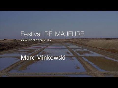 Festival Ré Majeure, 27-29 octobre 2017