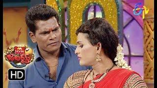 Chammak Chandra Performance | Extra Jabardasth | 10th August 2018 | ETV Telugu