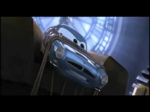 Disney Pixar Cars 2 -- Big Ben - Clip Dal Film