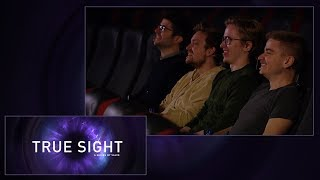 "OG watches ""True Sight : The International 2018 Finals"""