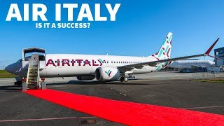 Is AIR ITALY a SUCCESS?
