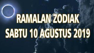Ramalan Zodiak Sabtu 10 Agustus 2019