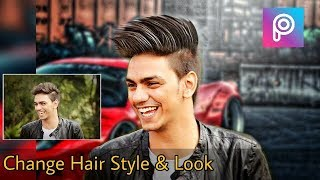 Creative Editing In PicsArt || DS Editing Zone