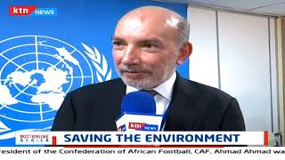 One on One with UN Special Envoy for Climate Summit Alfonso  De Alba