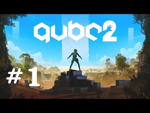 Dust hraje - Q.U.B.E 2 - Kostičky (#1)