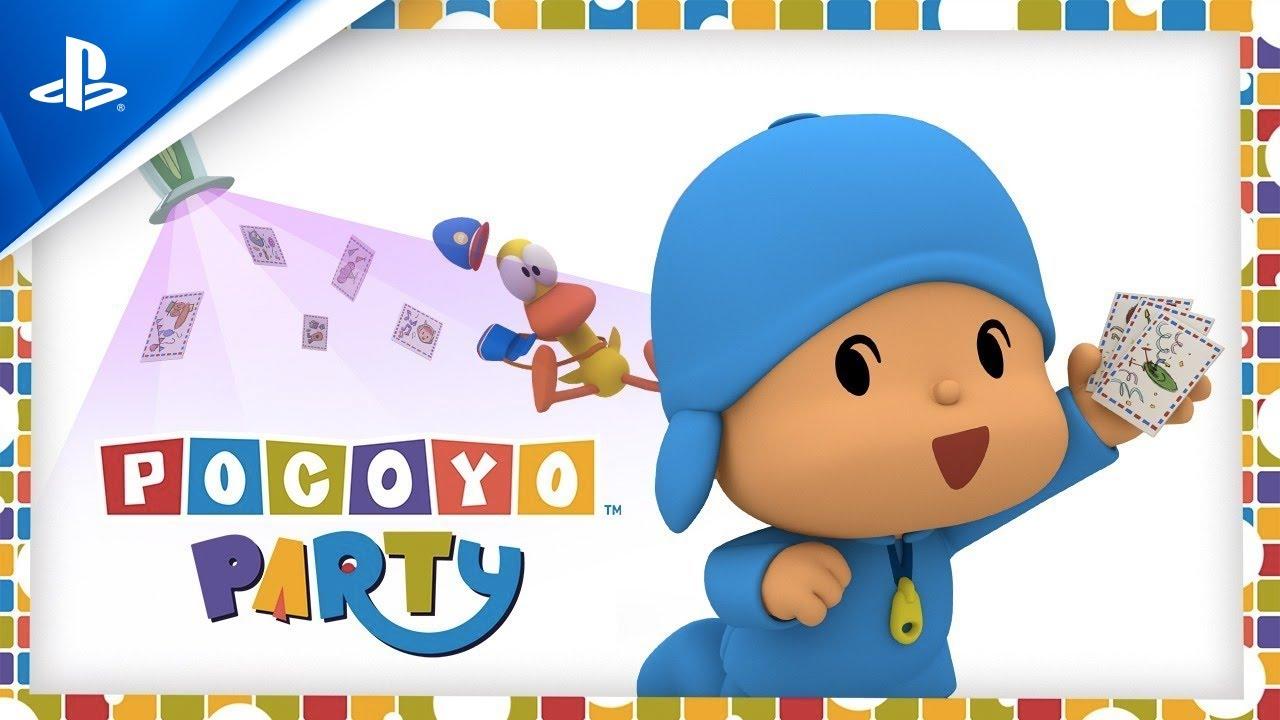 Pocoyó Party llegará a PS4 el próximo 15 de abril