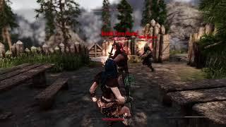 Tweaked NVT ENB in-game footage