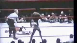 Sugar Ray Robinson vs Gene Fullmer II