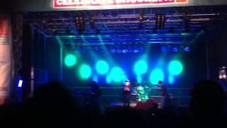 Cibo Matto - Blue Train live free concert at Brooklyn Bridge park