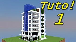 Minecraft Tuto Maison Manoir 2 2 самые лучшие видео