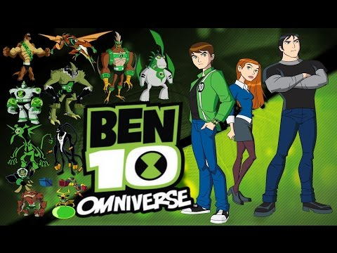 Ben 10 Omniverse: All Aliens Pictures With Name
