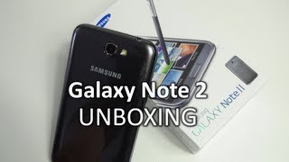 Unboxing: Samsung Galaxy Note 2 | SwagTab