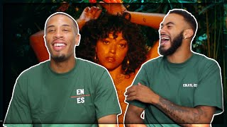 👀 Mahalia   Simmer (feat. Burna Boy)   REACTION!