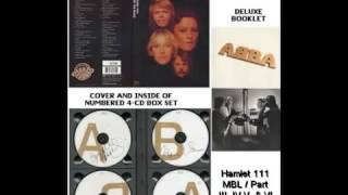 ABBA - Hamlet 111 (MBL - Part III, IV, V & VI)