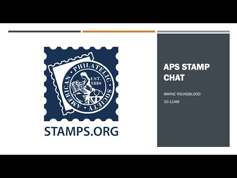 Stamp Chat: Freaks and Oddities with Wayne Youngblood