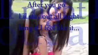 BLUER THAN BLUE by michael johnson with lyrics