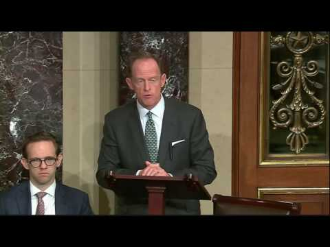 Sen. Toomey Speaks on Opioid Epidemic