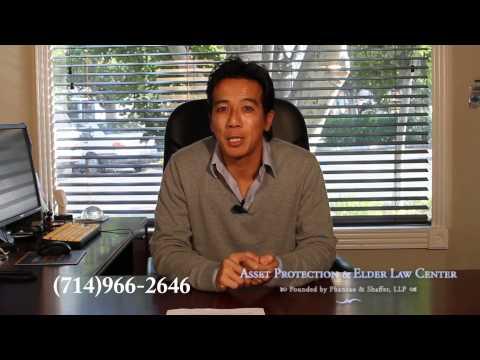 How to choose your Elder Law Attorney - Patrick Phancao; Esq.