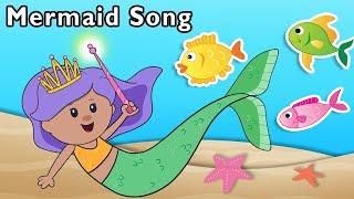 Mermaid Song + More | Mother Goose Club Nursery Rhymes