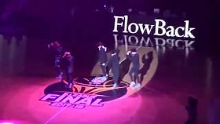 FlowBackハーフタイムショーBリーグファイナル!アルバルク東京×千葉ジェッツB.LEAGUECHAMPIONSHIP2017-18B.LEAGUEFINAL
