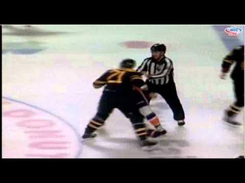 Justin Florek vs. Mike Cornell