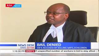 Judge denies bail to Mugure stating attempts to tamper with witnesses and obstruction of justice