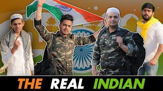 THE REAL INDIAN - CAA and NRC || REPUBLIC DAY SPECIAL || Rachit Rojha || Rohit Sharma