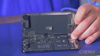 iCracked iPhone X Teardown
