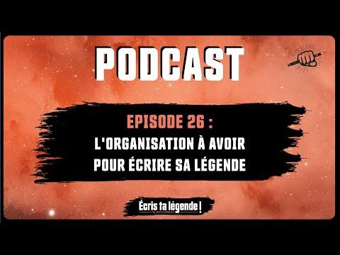 Podcast - Comment mieux s'organiser dans sa vie ?