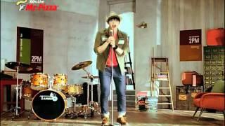 Хван Чан Сон (2PM), ЧанСан в рекламе Mr. Pizza